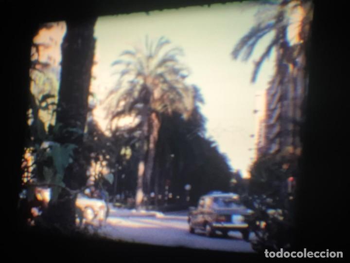 Cine: ANTIGUA BOBINA-DE PELÍCULA-FILMACIONES AMATEUR-FOGUERES-SANT JOAN (1973) SUPER 8 MM, RETRO FILM - Foto 64 - 212835668