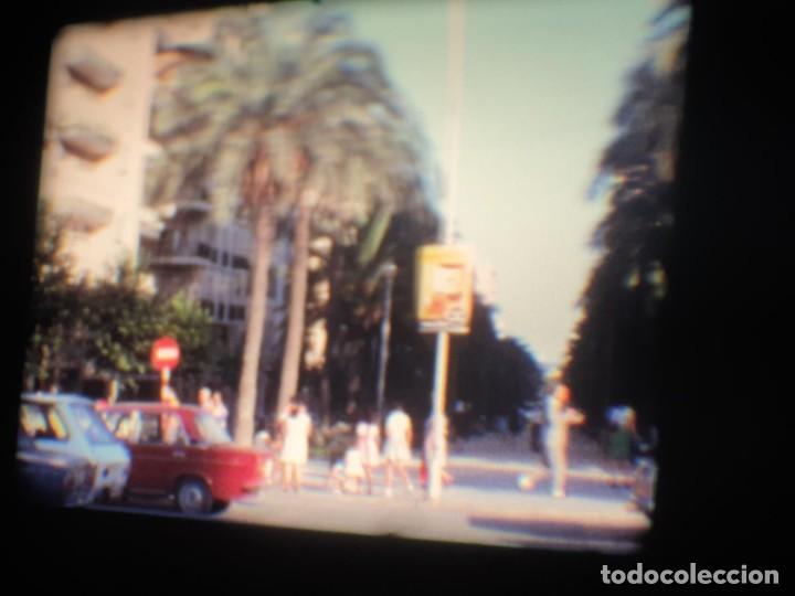 Cine: ANTIGUA BOBINA-DE PELÍCULA-FILMACIONES AMATEUR-FOGUERES-SANT JOAN (1973) SUPER 8 MM, RETRO FILM - Foto 65 - 212835668