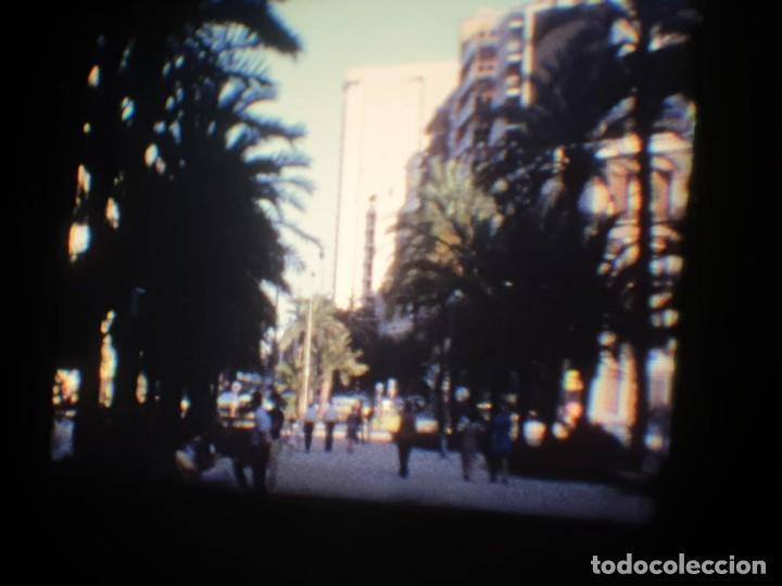 Cine: ANTIGUA BOBINA-DE PELÍCULA-FILMACIONES AMATEUR-FOGUERES-SANT JOAN (1973) SUPER 8 MM, RETRO FILM - Foto 67 - 212835668