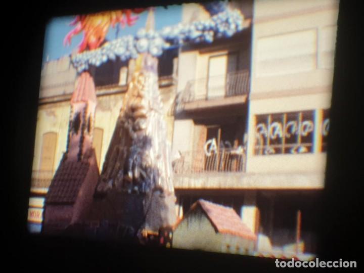 Cine: ANTIGUA BOBINA-DE PELÍCULA-FILMACIONES AMATEUR-FOGUERES-SANT JOAN (1973) SUPER 8 MM, RETRO FILM - Foto 68 - 212835668