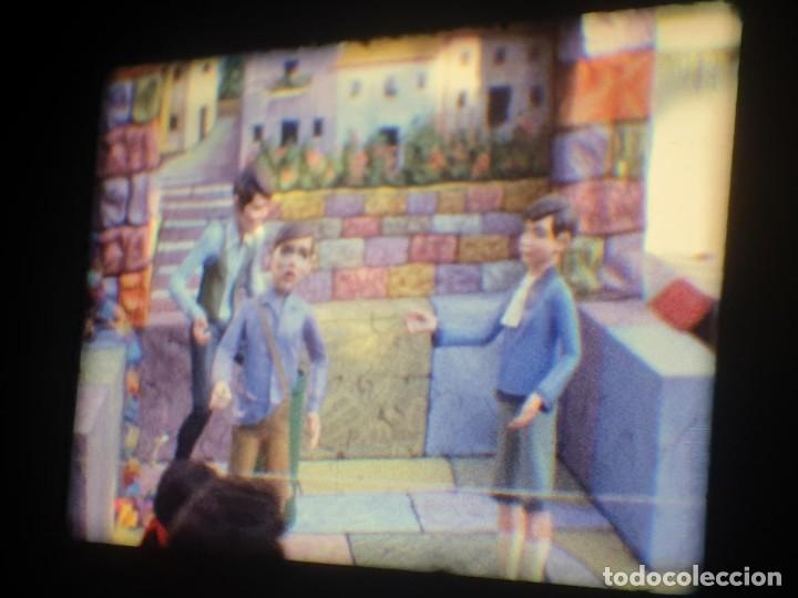 Cine: ANTIGUA BOBINA-DE PELÍCULA-FILMACIONES AMATEUR-FOGUERES-SANT JOAN (1973) SUPER 8 MM, RETRO FILM - Foto 69 - 212835668