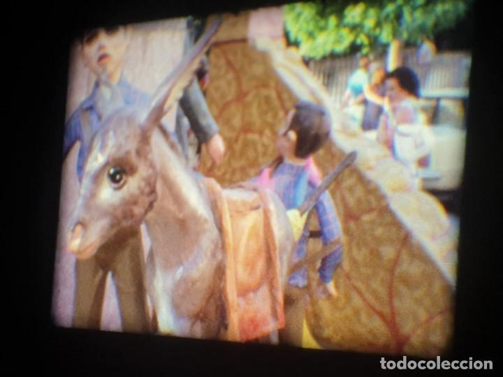 Cine: ANTIGUA BOBINA-DE PELÍCULA-FILMACIONES AMATEUR-FOGUERES-SANT JOAN (1973) SUPER 8 MM, RETRO FILM - Foto 75 - 212835668