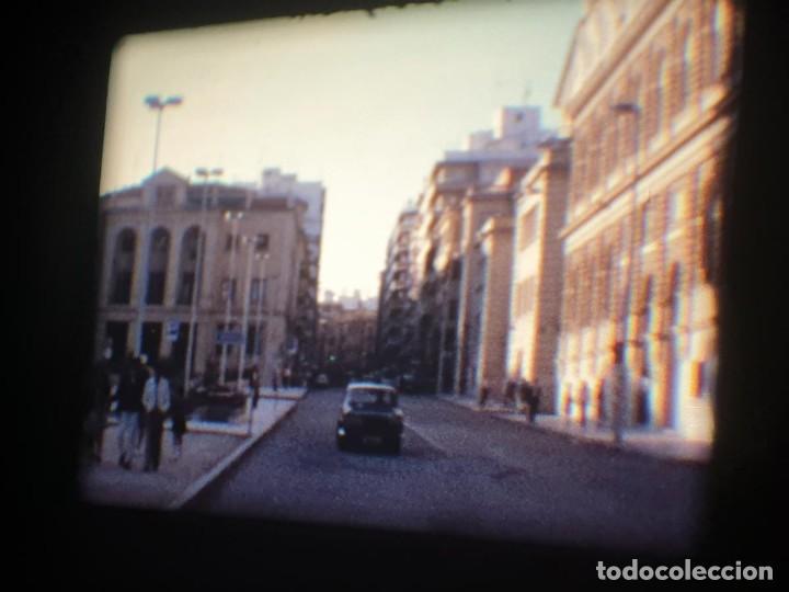 Cine: ANTIGUA BOBINA-DE PELÍCULA-FILMACIONES AMATEUR-FOGUERES-SANT JOAN (1973) SUPER 8 MM, RETRO FILM - Foto 77 - 212835668