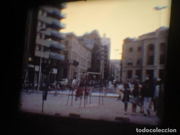 Cine: ANTIGUA BOBINA-DE PELÍCULA-FILMACIONES AMATEUR-FOGUERES-SANT JOAN (1973) SUPER 8 MM, RETRO FILM - Foto 78 - 212835668