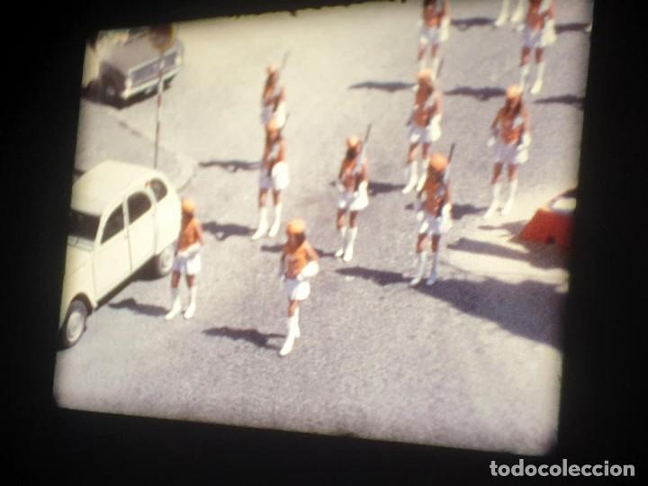 Cine: ANTIGUA BOBINA-DE PELÍCULA-FILMACIONES AMATEUR-FOGUERES-SANT JOAN (1973) SUPER 8 MM, RETRO FILM - Foto 80 - 212835668