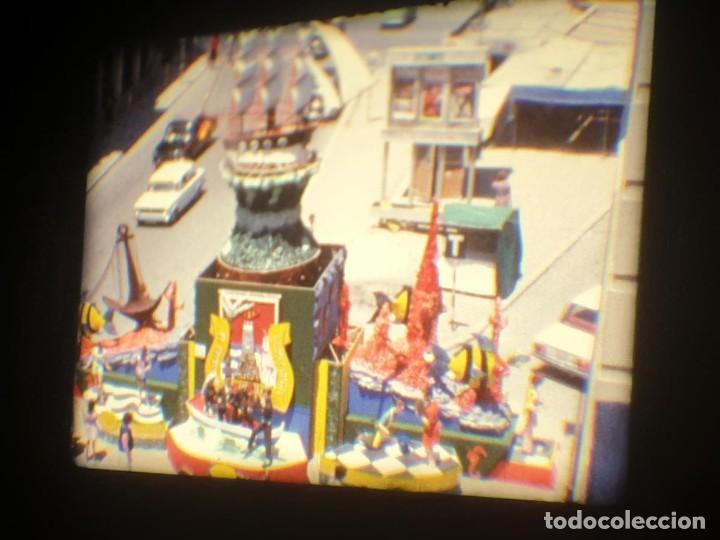 Cine: ANTIGUA BOBINA-DE PELÍCULA-FILMACIONES AMATEUR-FOGUERES-SANT JOAN (1973) SUPER 8 MM, RETRO FILM - Foto 87 - 212835668