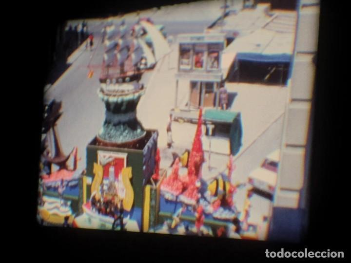 Cine: ANTIGUA BOBINA-DE PELÍCULA-FILMACIONES AMATEUR-FOGUERES-SANT JOAN (1973) SUPER 8 MM, RETRO FILM - Foto 88 - 212835668