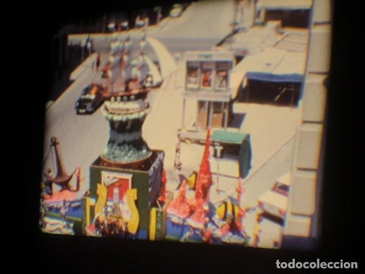 Cine: ANTIGUA BOBINA-DE PELÍCULA-FILMACIONES AMATEUR-FOGUERES-SANT JOAN (1973) SUPER 8 MM, RETRO FILM - Foto 89 - 212835668