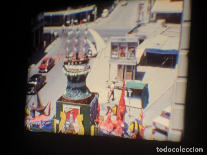 Cine: ANTIGUA BOBINA-DE PELÍCULA-FILMACIONES AMATEUR-FOGUERES-SANT JOAN (1973) SUPER 8 MM, RETRO FILM - Foto 90 - 212835668