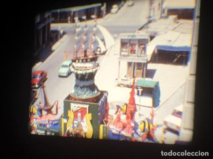 Cine: ANTIGUA BOBINA-DE PELÍCULA-FILMACIONES AMATEUR-FOGUERES-SANT JOAN (1973) SUPER 8 MM, RETRO FILM - Foto 91 - 212835668