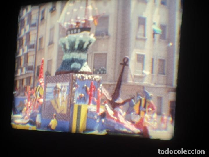 Cine: ANTIGUA BOBINA-DE PELÍCULA-FILMACIONES AMATEUR-FOGUERES-SANT JOAN (1973) SUPER 8 MM, RETRO FILM - Foto 96 - 212835668