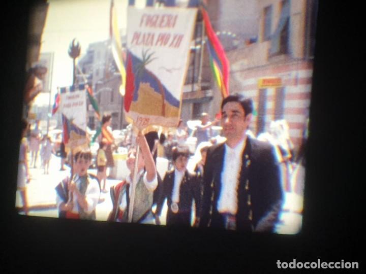 Cine: ANTIGUA BOBINA-DE PELÍCULA-FILMACIONES AMATEUR-FOGUERES-SANT JOAN (1973) SUPER 8 MM, RETRO FILM - Foto 97 - 212835668
