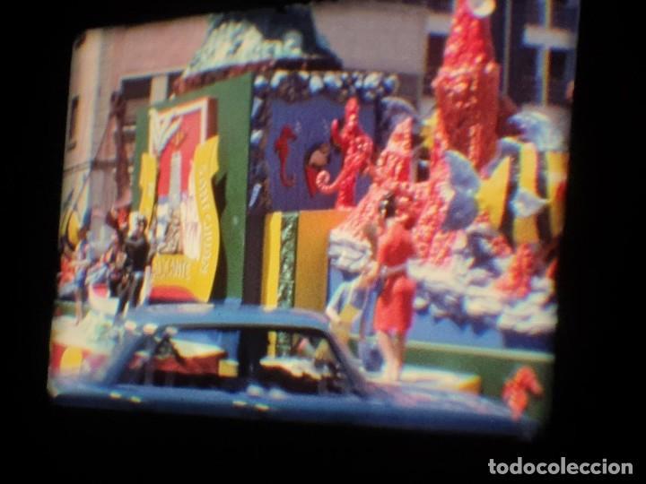 Cine: ANTIGUA BOBINA-DE PELÍCULA-FILMACIONES AMATEUR-FOGUERES-SANT JOAN (1973) SUPER 8 MM, RETRO FILM - Foto 102 - 212835668