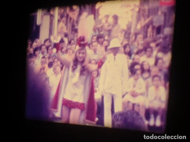 Cine: ANTIGUA BOBINA-DE PELÍCULA-FILMACIONES AMATEUR-FOGUERES-SANT JOAN (1973) SUPER 8 MM, RETRO FILM - Foto 112 - 212835668