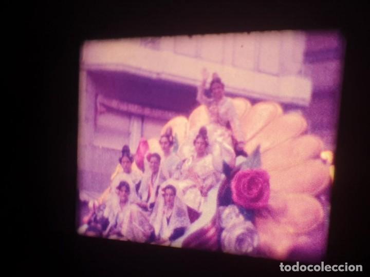 Cine: ANTIGUA BOBINA-DE PELÍCULA-FILMACIONES AMATEUR-FOGUERES-SANT JOAN (1973) SUPER 8 MM, RETRO FILM - Foto 123 - 212835668