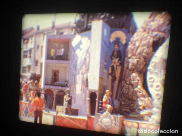 Cine: ANTIGUA BOBINA-DE PELÍCULA-FILMACIONES AMATEUR-FOGUERES-SANT JOAN (1973) SUPER 8 MM, RETRO FILM - Foto 127 - 212835668