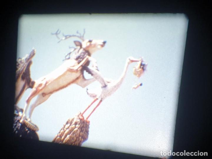 Cine: ANTIGUA BOBINA-DE PELÍCULA-FILMACIONES AMATEUR-FOGUERES-SANT JOAN (1973) SUPER 8 MM, RETRO FILM - Foto 128 - 212835668