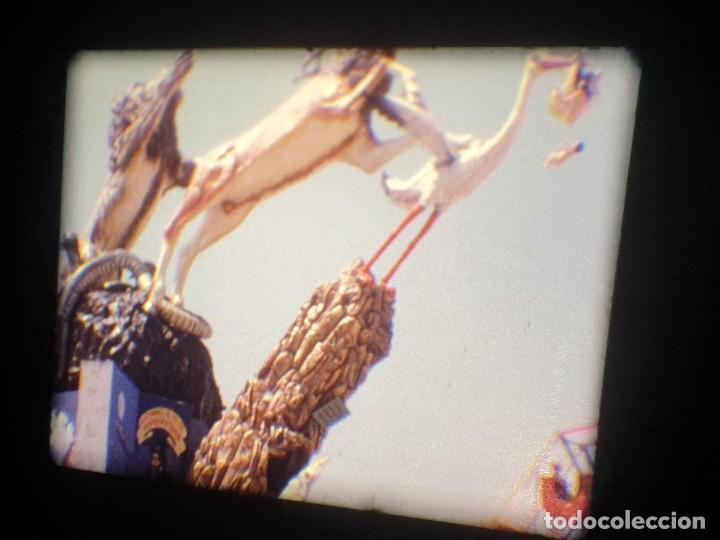 Cine: ANTIGUA BOBINA-DE PELÍCULA-FILMACIONES AMATEUR-FOGUERES-SANT JOAN (1973) SUPER 8 MM, RETRO FILM - Foto 129 - 212835668