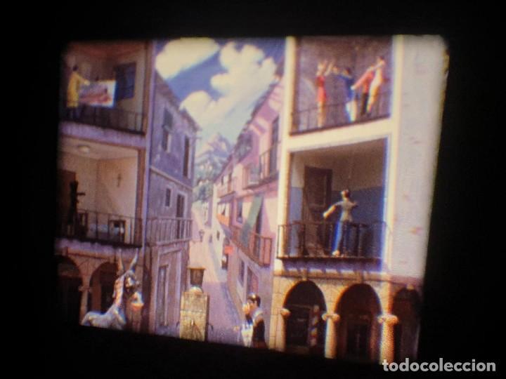 Cine: ANTIGUA BOBINA-DE PELÍCULA-FILMACIONES AMATEUR-FOGUERES-SANT JOAN (1973) SUPER 8 MM, RETRO FILM - Foto 131 - 212835668