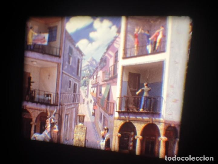 Cine: ANTIGUA BOBINA-DE PELÍCULA-FILMACIONES AMATEUR-FOGUERES-SANT JOAN (1973) SUPER 8 MM, RETRO FILM - Foto 132 - 212835668