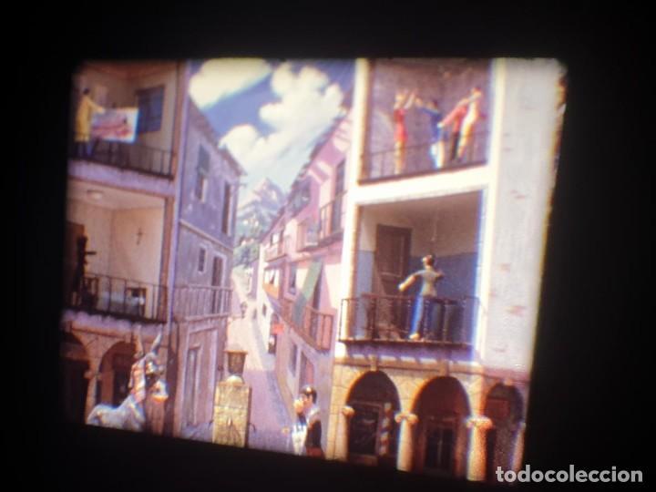 Cine: ANTIGUA BOBINA-DE PELÍCULA-FILMACIONES AMATEUR-FOGUERES-SANT JOAN (1973) SUPER 8 MM, RETRO FILM - Foto 133 - 212835668