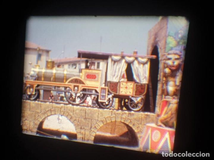 Cine: ANTIGUA BOBINA-DE PELÍCULA-FILMACIONES AMATEUR-FOGUERES-SANT JOAN (1973) SUPER 8 MM, RETRO FILM - Foto 134 - 212835668