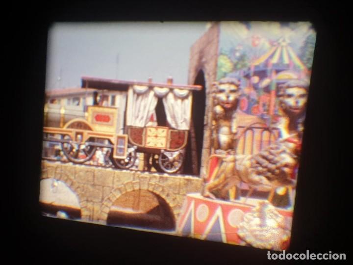 Cine: ANTIGUA BOBINA-DE PELÍCULA-FILMACIONES AMATEUR-FOGUERES-SANT JOAN (1973) SUPER 8 MM, RETRO FILM - Foto 135 - 212835668
