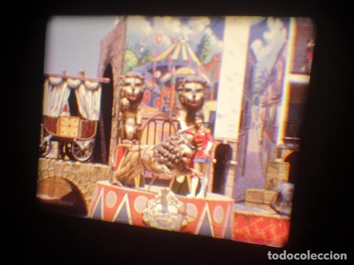 Cine: ANTIGUA BOBINA-DE PELÍCULA-FILMACIONES AMATEUR-FOGUERES-SANT JOAN (1973) SUPER 8 MM, RETRO FILM - Foto 136 - 212835668