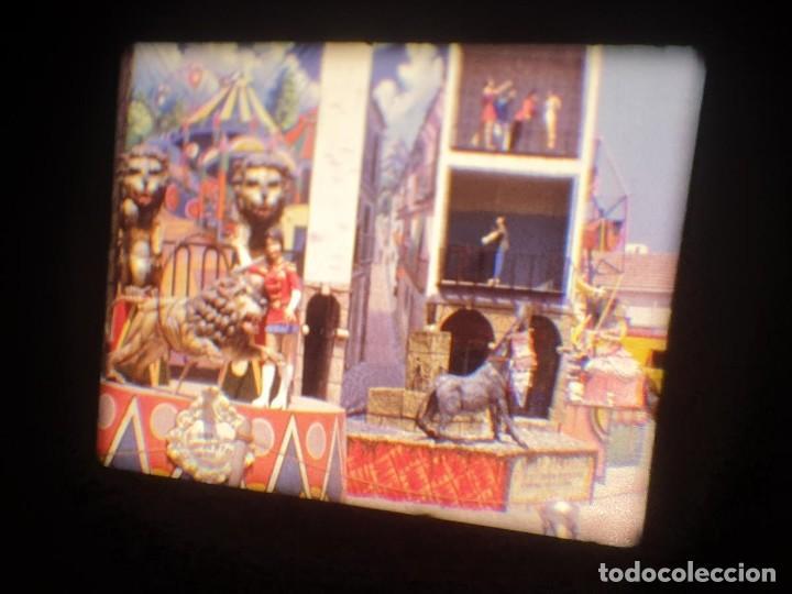 Cine: ANTIGUA BOBINA-DE PELÍCULA-FILMACIONES AMATEUR-FOGUERES-SANT JOAN (1973) SUPER 8 MM, RETRO FILM - Foto 137 - 212835668