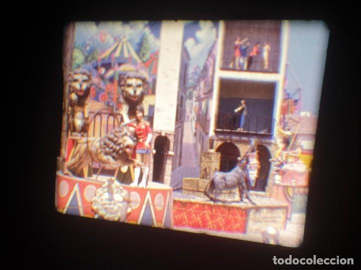 Cine: ANTIGUA BOBINA-DE PELÍCULA-FILMACIONES AMATEUR-FOGUERES-SANT JOAN (1973) SUPER 8 MM, RETRO FILM - Foto 138 - 212835668