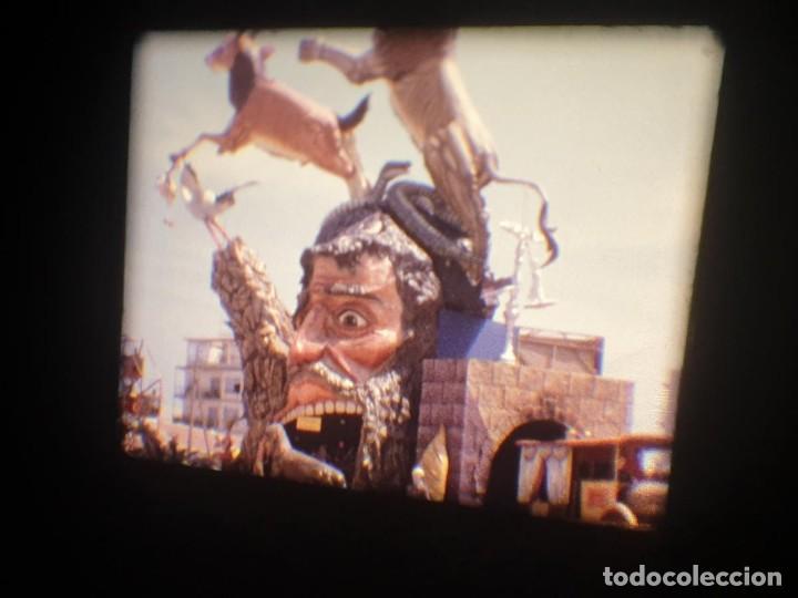 Cine: ANTIGUA BOBINA-DE PELÍCULA-FILMACIONES AMATEUR-FOGUERES-SANT JOAN (1973) SUPER 8 MM, RETRO FILM - Foto 139 - 212835668