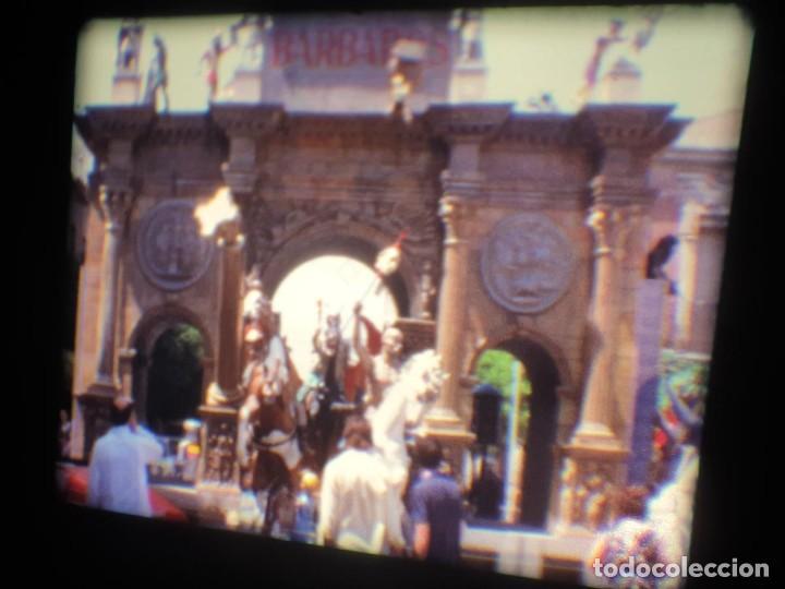 Cine: ANTIGUA BOBINA-DE PELÍCULA-FILMACIONES AMATEUR-FOGUERES-SANT JOAN (1973) SUPER 8 MM, RETRO FILM - Foto 149 - 212835668