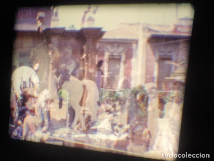 Cine: ANTIGUA BOBINA-DE PELÍCULA-FILMACIONES AMATEUR-FOGUERES-SANT JOAN (1973) SUPER 8 MM, RETRO FILM - Foto 150 - 212835668