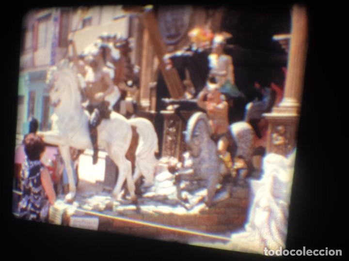 Cine: ANTIGUA BOBINA-DE PELÍCULA-FILMACIONES AMATEUR-FOGUERES-SANT JOAN (1973) SUPER 8 MM, RETRO FILM - Foto 151 - 212835668