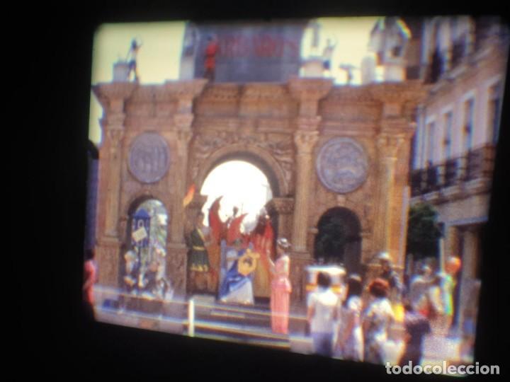 Cine: ANTIGUA BOBINA-DE PELÍCULA-FILMACIONES AMATEUR-FOGUERES-SANT JOAN (1973) SUPER 8 MM, RETRO FILM - Foto 160 - 212835668