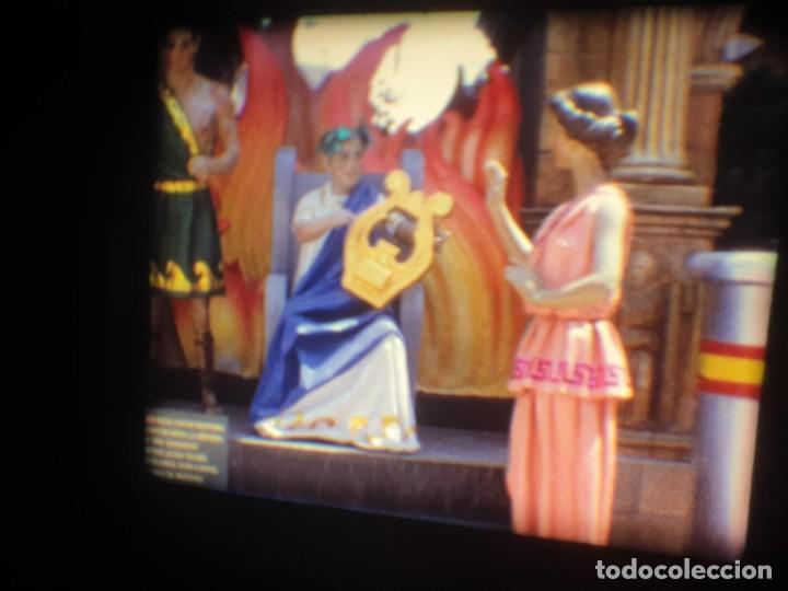 Cine: ANTIGUA BOBINA-DE PELÍCULA-FILMACIONES AMATEUR-FOGUERES-SANT JOAN (1973) SUPER 8 MM, RETRO FILM - Foto 162 - 212835668