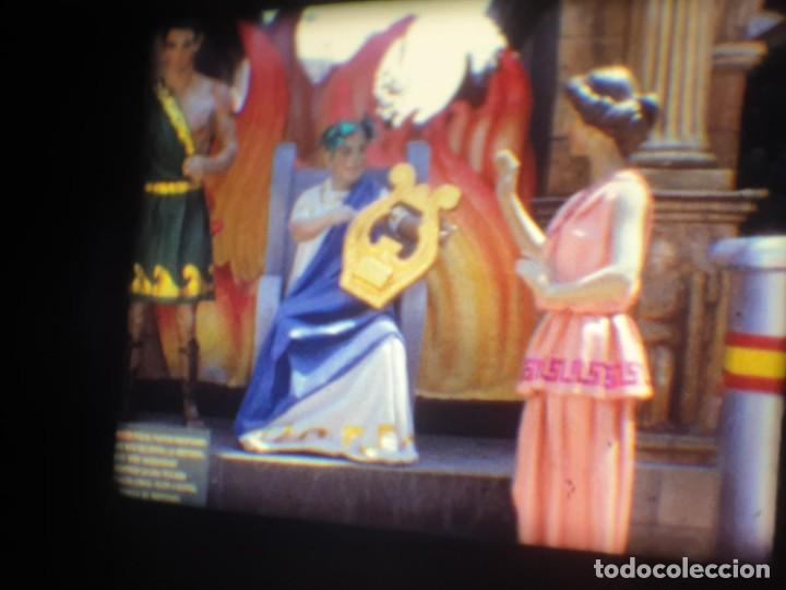 Cine: ANTIGUA BOBINA-DE PELÍCULA-FILMACIONES AMATEUR-FOGUERES-SANT JOAN (1973) SUPER 8 MM, RETRO FILM - Foto 163 - 212835668