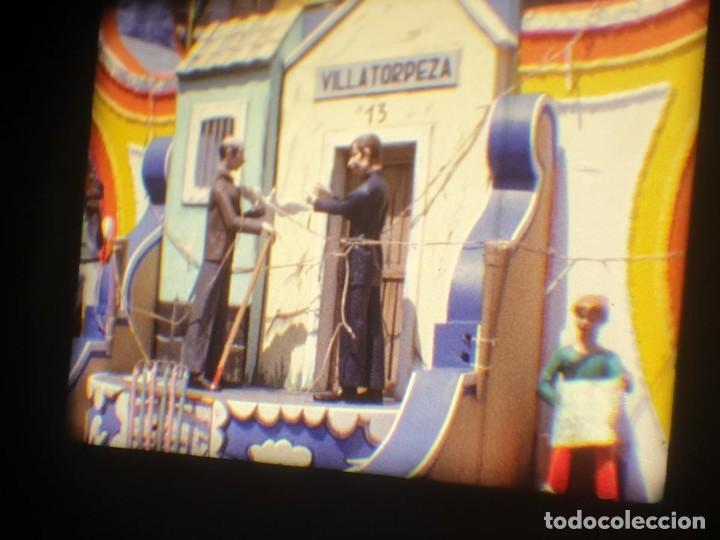 Cine: ANTIGUA BOBINA-DE PELÍCULA-FILMACIONES AMATEUR-FOGUERES-SANT JOAN (1973) SUPER 8 MM, RETRO FILM - Foto 166 - 212835668