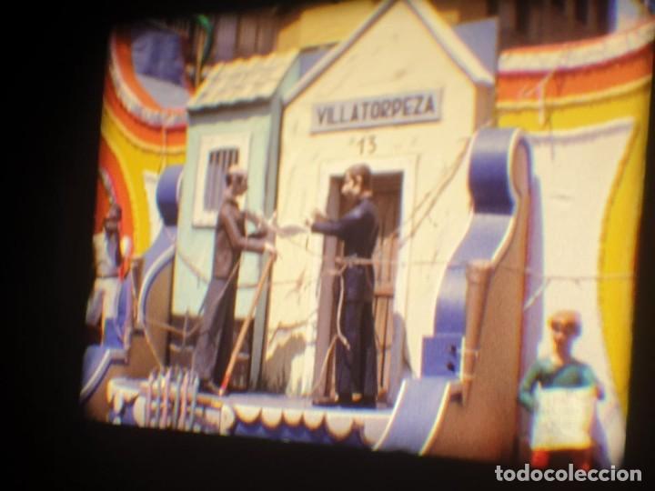 Cine: ANTIGUA BOBINA-DE PELÍCULA-FILMACIONES AMATEUR-FOGUERES-SANT JOAN (1973) SUPER 8 MM, RETRO FILM - Foto 167 - 212835668