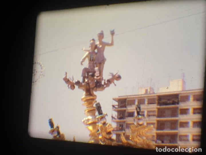 Cine: ANTIGUA BOBINA-DE PELÍCULA-FILMACIONES AMATEUR-FOGUERES-SANT JOAN (1973) SUPER 8 MM, RETRO FILM - Foto 168 - 212835668