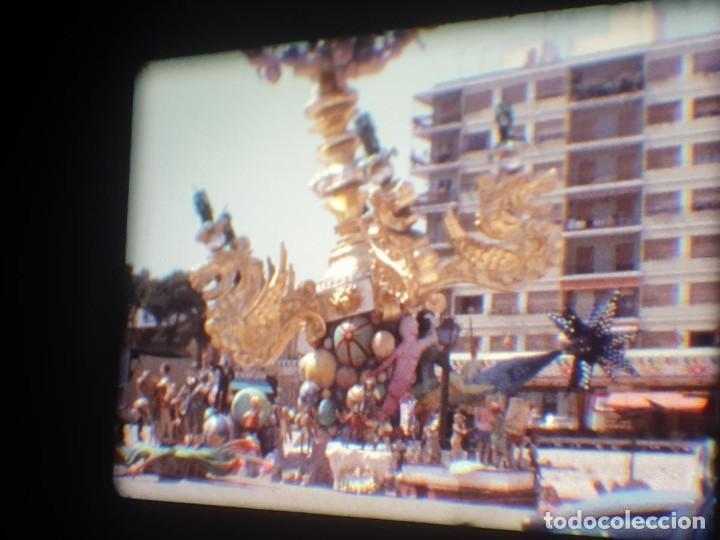 Cine: ANTIGUA BOBINA-DE PELÍCULA-FILMACIONES AMATEUR-FOGUERES-SANT JOAN (1973) SUPER 8 MM, RETRO FILM - Foto 172 - 212835668