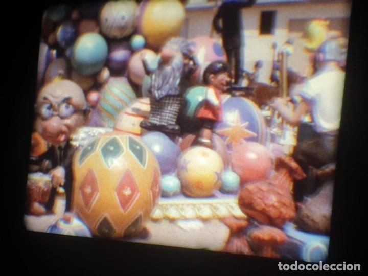 Cine: ANTIGUA BOBINA-DE PELÍCULA-FILMACIONES AMATEUR-FOGUERES-SANT JOAN (1973) SUPER 8 MM, RETRO FILM - Foto 179 - 212835668