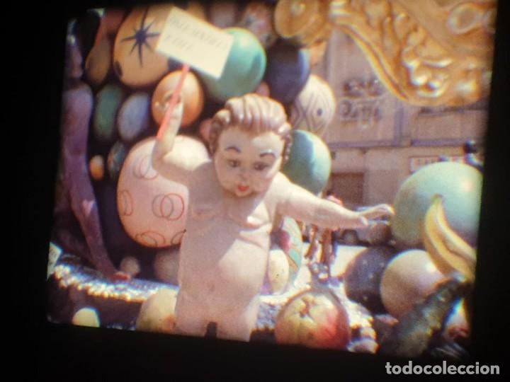 Cine: ANTIGUA BOBINA-DE PELÍCULA-FILMACIONES AMATEUR-FOGUERES-SANT JOAN (1973) SUPER 8 MM, RETRO FILM - Foto 186 - 212835668