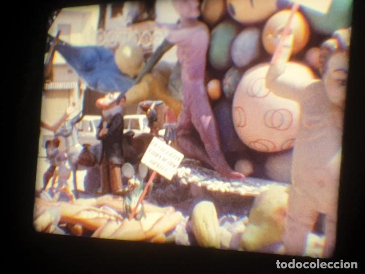 Cine: ANTIGUA BOBINA-DE PELÍCULA-FILMACIONES AMATEUR-FOGUERES-SANT JOAN (1973) SUPER 8 MM, RETRO FILM - Foto 188 - 212835668