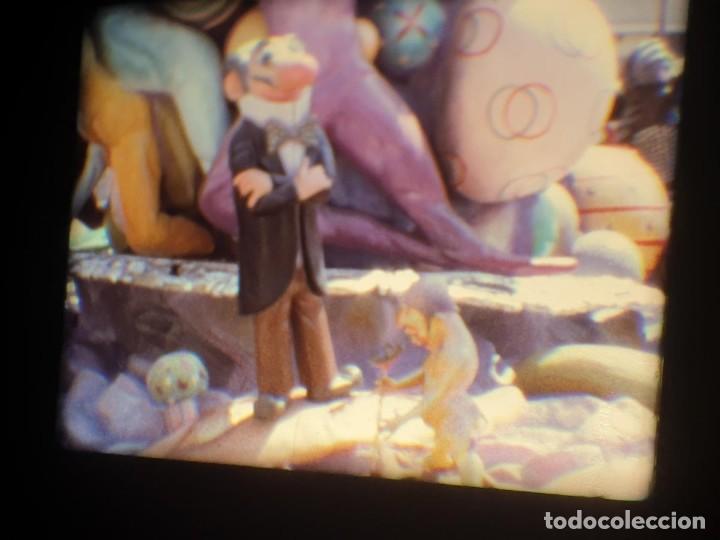 Cine: ANTIGUA BOBINA-DE PELÍCULA-FILMACIONES AMATEUR-FOGUERES-SANT JOAN (1973) SUPER 8 MM, RETRO FILM - Foto 191 - 212835668