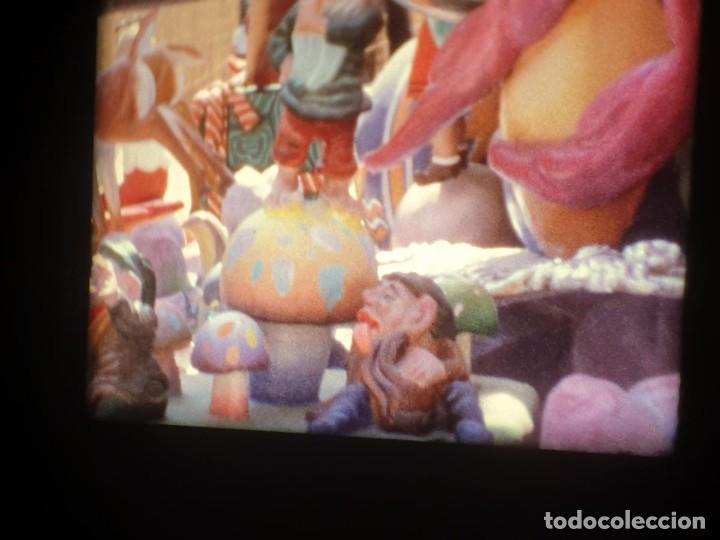 Cine: ANTIGUA BOBINA-DE PELÍCULA-FILMACIONES AMATEUR-FOGUERES-SANT JOAN (1973) SUPER 8 MM, RETRO FILM - Foto 192 - 212835668