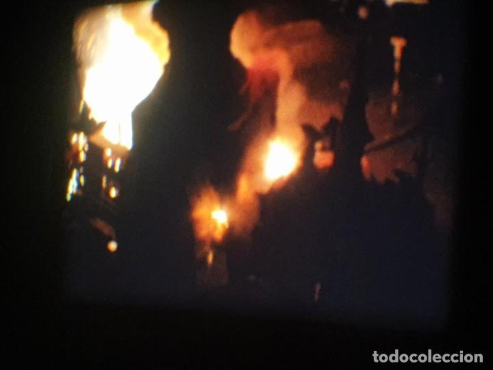 Cine: ANTIGUA BOBINA-DE PELÍCULA-FILMACIONES AMATEUR-FOGUERES-SANT JOAN (1973) SUPER 8 MM, RETRO FILM - Foto 199 - 212835668