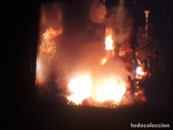 Cine: ANTIGUA BOBINA-DE PELÍCULA-FILMACIONES AMATEUR-FOGUERES-SANT JOAN (1973) SUPER 8 MM, RETRO FILM - Foto 201 - 212835668