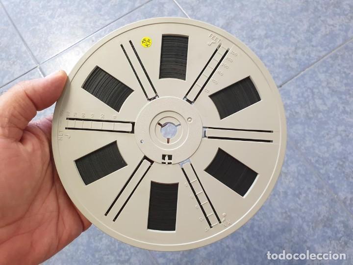 Cine: ANTIGUA BOBINA-DE PELÍCULA-FILMACIONES AMATEUR-FOGUERES-SANT JOAN (1973) SUPER 8 MM, RETRO FILM - Foto 218 - 212835668