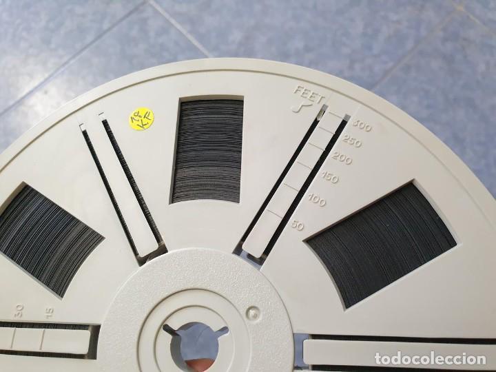 Cine: ANTIGUA BOBINA-DE PELÍCULA-FILMACIONES AMATEUR-FOGUERES-SANT JOAN (1973) SUPER 8 MM, RETRO FILM - Foto 219 - 212835668